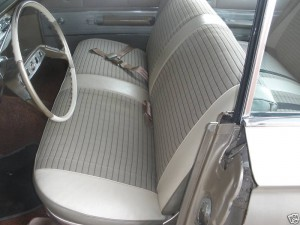 '61 Chevy bench seat.