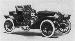 1908 STUDEBAKER - Model H, 4-cyl., 30 hp