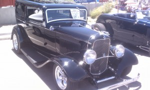 Live from Hot Rods Vail Car  Show 1st Annual