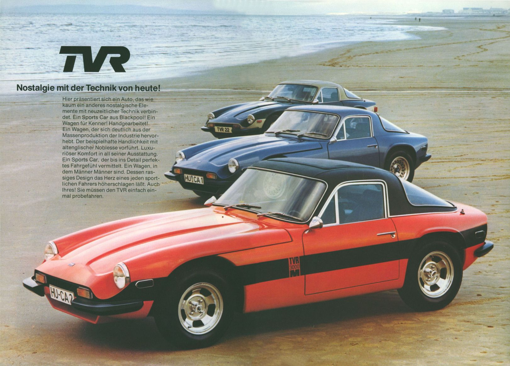 tvr sports cars