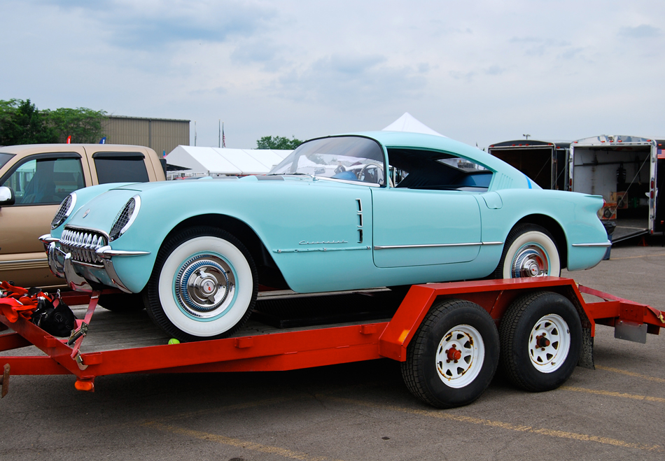 corvette corvair