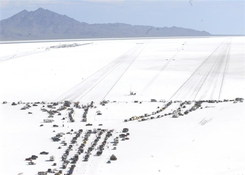 bonneville salt flats racing