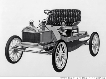 First Buick