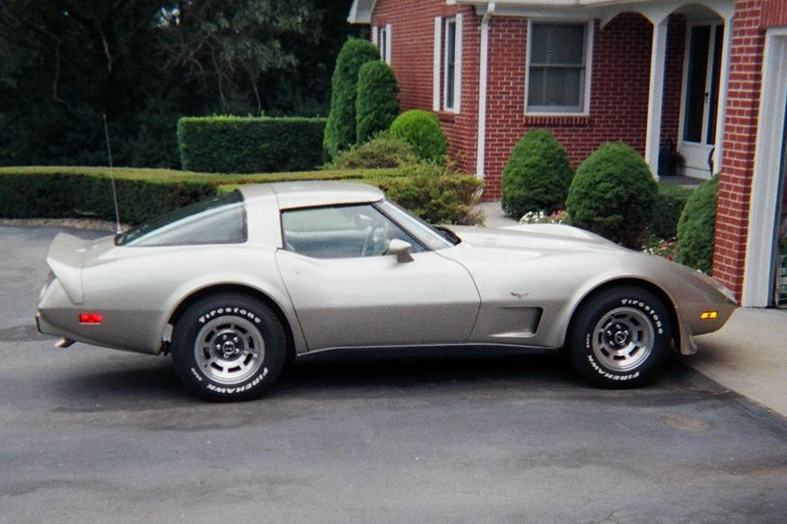 Mans Prized 79 Corvette Found 33 Years After It Went Missing In