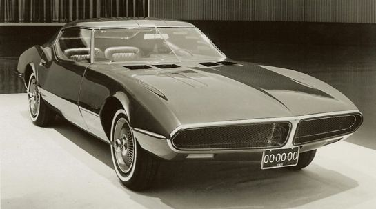 The XP 798 Firebird concept.