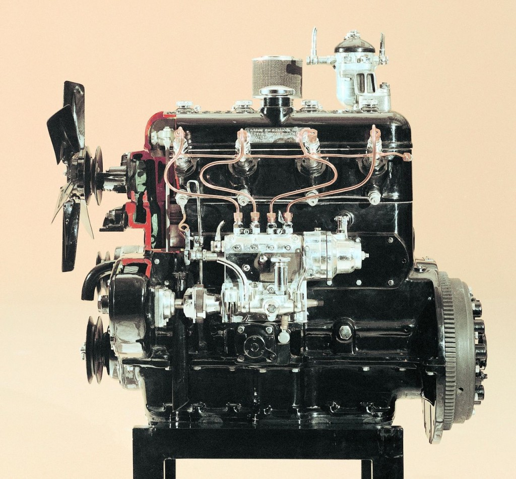 Desiel engine