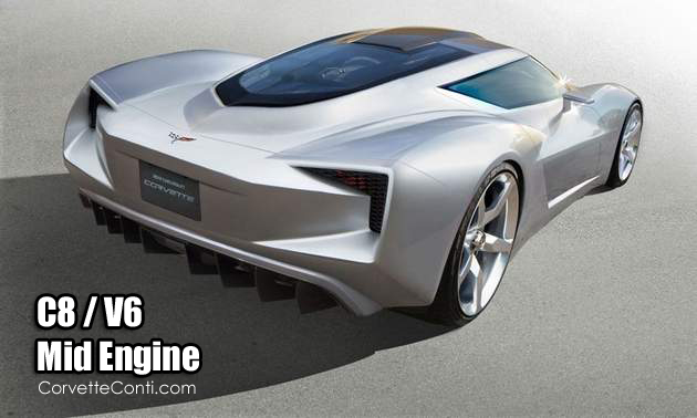 Could the C8 Corvette Come out of a Reality Show ...